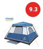 waterproof pop up tent