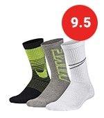 nike boys drifit socks